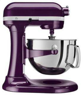 Pro 600 Series 6 Quart Bowl-Lift Stand Mixer - Plum Berry