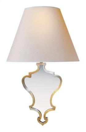 Visual Comfort AH2031NB-NP Alexa Hampton Madeline 1 Light 16 inch Natural Brass Decorative Wall Light