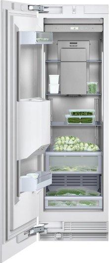 "Freezer column RF 463 703 Fully integrated appliance Width 24"" (61 cm) Left-hinged"