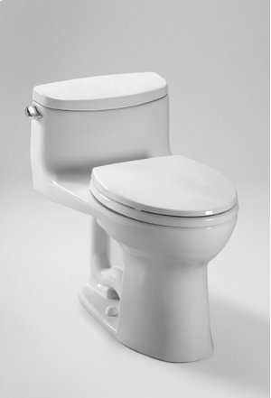 Colonial White Supreme® II One-Piece High-Efficiency Toilet, with SanaGloss, 1.28GPF