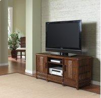 """Tahiti Plasma TV Holder up to 55"""" in Antique Finish Product Image"""