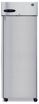 Freezer, Single Section Upright, Full Stainless Door Product Image