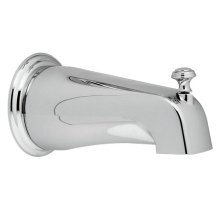 Moen chrome diverter spouts