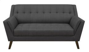 Emerald Home Binetti Loveseat-charcoal U3216-01-03