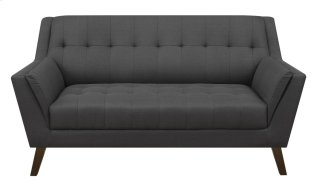 Binetti Loveseat Charcoal