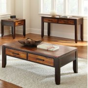 """Abaco Cocktail Table 50""""x28""""x19"""" Product Image"""