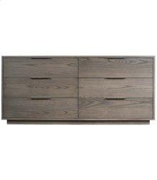 Dartmoor Six Drawer Dresser