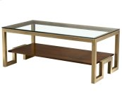 Avenue Rectangular Cocktail Table