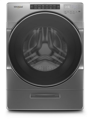 4.5 cu. ft. Closet-Depth Front Load Washer with Load & Go XL Dispenser Product Image