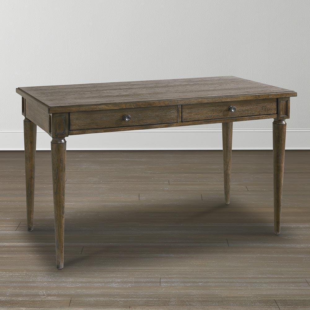 High Quality 67250810 In By Bassett Furniture In Bismarck, ND   Compass Northern Grey  Compass Desk