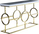 """Brooke Console Table - 52""""L x 15.5""""D x 30""""H Product Image"""