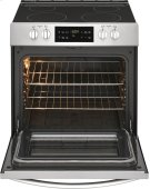 Frigidaire 30'' Front Control Electric Range Product Image
