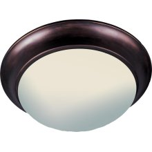 Essentials 3-Light Flush Mount