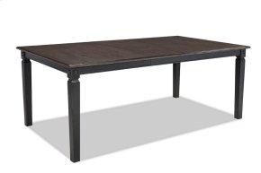 Glennwood 4-Leg Solid Wood Table
