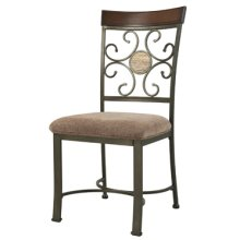 "Whitman Dining Side Chair, 18"" Seat Height - 2 pcs in 1 carton"