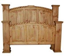Queen Rope Mansion Bed (queen)