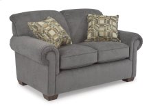 Main Street Fabric Loveseat