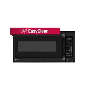 2.0 cu. ft. Over-the-Range Microwave Oven with EasyClean® - BLACK STEEL