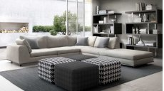 Perry 1 Left Arm Corner Sofa Product Image