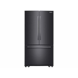 SAMSUNG26 cu. ft. French Door Refrigerator with Internal Filtered Water in Black Stainless Steel
