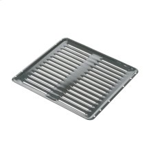 "Broiler pan insert/rack fits broiler pan WB49K2 - 15 1/2"" X 16 3/4"""