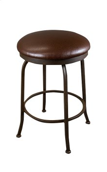 Boston B515H26BS Backless Swivel Bar Stool