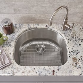 Sink Grid for Portsmouth 23x31 Stainless Steel Kitchen Sink  American Standard - Stainless Steel