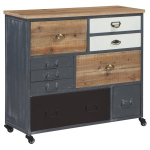 Ashley FurnitureSIGNATURE DESIGN BY ASHLEYPonder Ridge Accent Cabinet