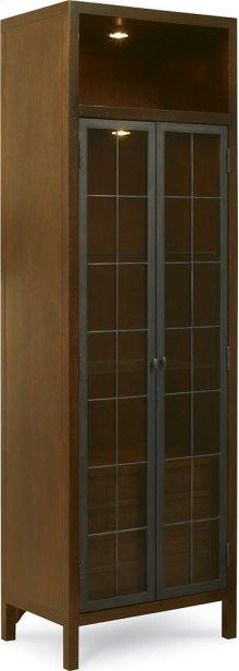 New World Bookcase/Cabinet