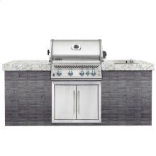 Built-in Grills BIPRO500RB Prestige PRO Series Built-in- NG STAINLESS
