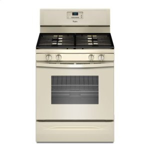 WhirlpoolWhirlpool® 5.0 Cu. Ft. Freestanding Gas Range With Accubake® Temperature Management System - Biscuit-On-Biscuit