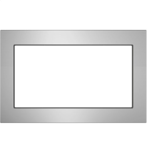 """GE® Required 30"""" Built-In Trim Kit JX7230SLSS"""