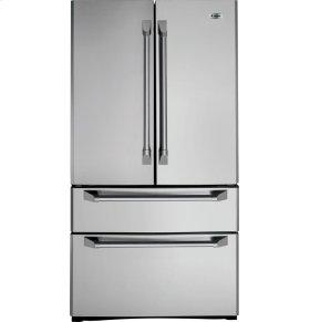 GE Monogram® 20.7 Cu. Ft. French Door Two Drawer Free-Standing Refrigerator