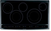"36"" Induction Hybrid Cooktop"