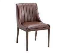 Halden Dining Chair - Cognac