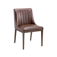 Halden Dining Chair - Cognac