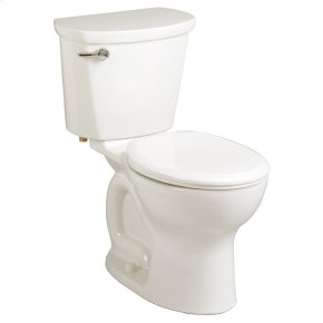 Cadet PRO Toilet - 1.6 GPF - 10-inch Rough-In - White