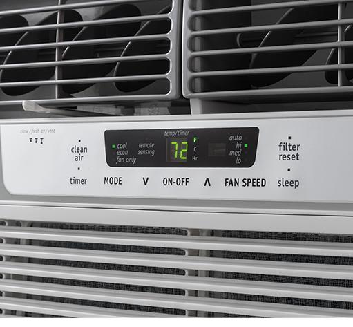 Frigidaire 25,000 Btu Window Mounted Room Air Conditioner