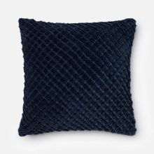 Navy Pillow