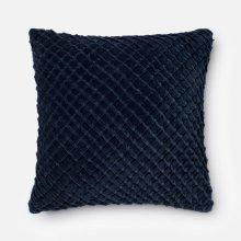 Navy Pillow