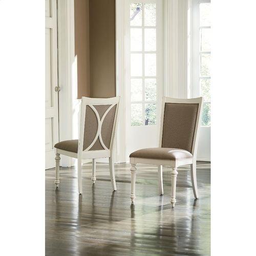 Lynn Haven Uph Side Chair -Kd