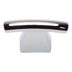 Fulcrum Knob 1 1/2 Inch - Polished Chrome