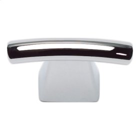 Fulcrum Knob 1 1/2 Inch - Polished Chrome