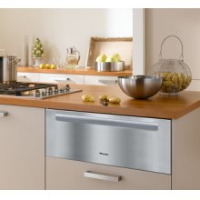 """30"""" ESW 4814 Classic Clean Touch Steel Warming Drawer - ESW 4814 Warming Drawer Classic"""