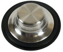 Waste Disposer Replacement Stopper - Antique Brass