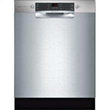 800 Series built-under dishwasher 24'' Stainless steel SGE68X55UC