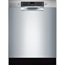 800 Series built-under dishwasher 24'' Stainless steel SGE68X55UC