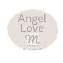 Angel Love Header Card.
