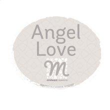Angel Love Header Card.