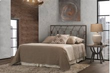 Tripoli Full Metal Headboard or Footboard (black Pewter)